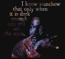 Dark Enough - Martin Luther King Jr. Kids Clothes