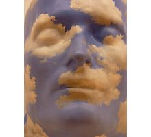 Rene Magritte - The Future Of Statues Photographic Print