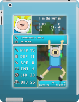 Finn PRG Stat Page by blackmaks
