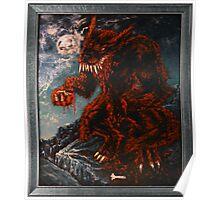 The Werewolf Thwlbr'x Poster