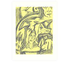 signature Art Print