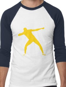 Usain Bolt Men's Baseball ¾ T-Shirt