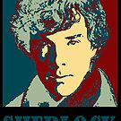 Sherlock Holmes Border by Alexandrico