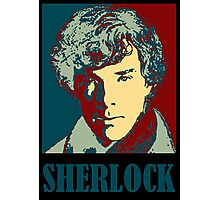 Sherlock Holmes Border Photographic Print