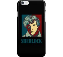 Sherlock Holmes Border iPhone Case/Skin