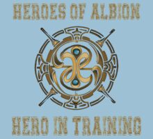 Fable - Hero in Training Baby Tee