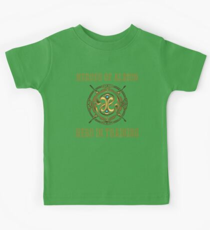 Fable - Hero in Training Kids Tee