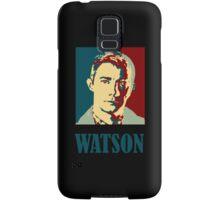Sherlock Holmes Watson Border Samsung Galaxy Case/Skin