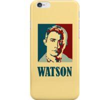 Sherlock Holmes Watson iPhone Case/Skin