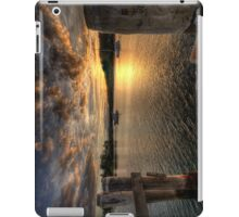 Sitting On A Dock  on the Bay - Newport, Sydney IPAD Case - The HDR Experience iPad Case/Skin