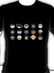 Choose Your Fighter  T-Shirt