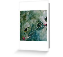 Let It Be Me Greeting Card