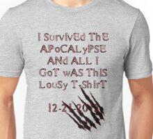 December 21, 2012 Unisex T-Shirt