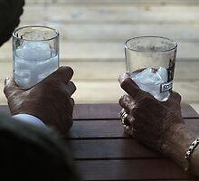 Drinking  by Fmasatokyo