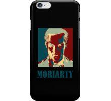 Sherlock Holmes Moriarty Border iPhone Case/Skin