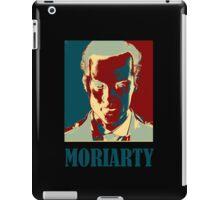 Sherlock Holmes Moriarty Border iPad Case/Skin