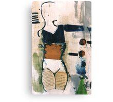 dancer 3 Canvas Print