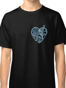 Bike Lover Heart x-ray  Classic T-Shirt