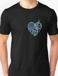Bike Lover Heart x-ray  Unisex T-Shirt