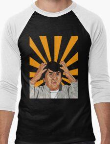Jackie Chan Meme  Men's Baseball ¾ T-Shirt
