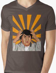 Jackie Chan Meme  Mens V-Neck T-Shirt