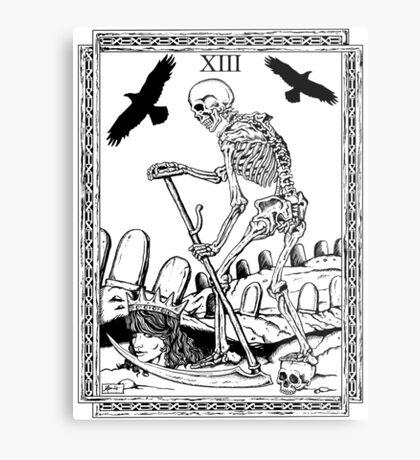 TAROT: Death Metal Print