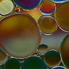 oil bubbles by Graham McAndrew
