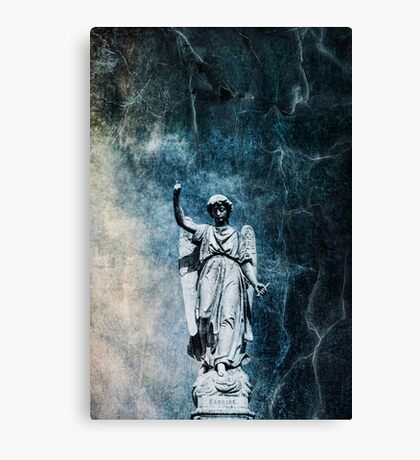 Reckoning Forces Canvas Print