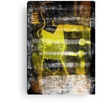 dancer 3 v3 Canvas Print