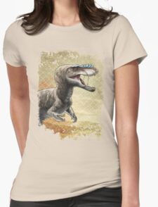 Alioramus Womens Fitted T-Shirt