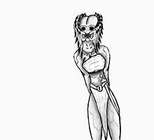 Evil Female Pred Unisex T-Shirt
