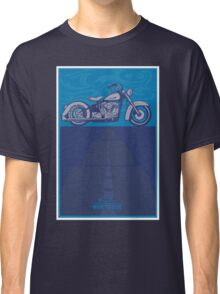 vintage harley poster  Classic T-Shirt