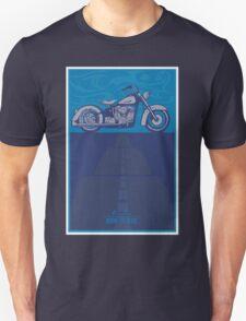 vintage harley poster  T-Shirt