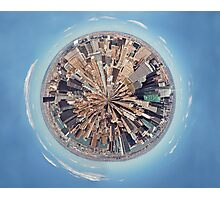 Our planet Photographic Print
