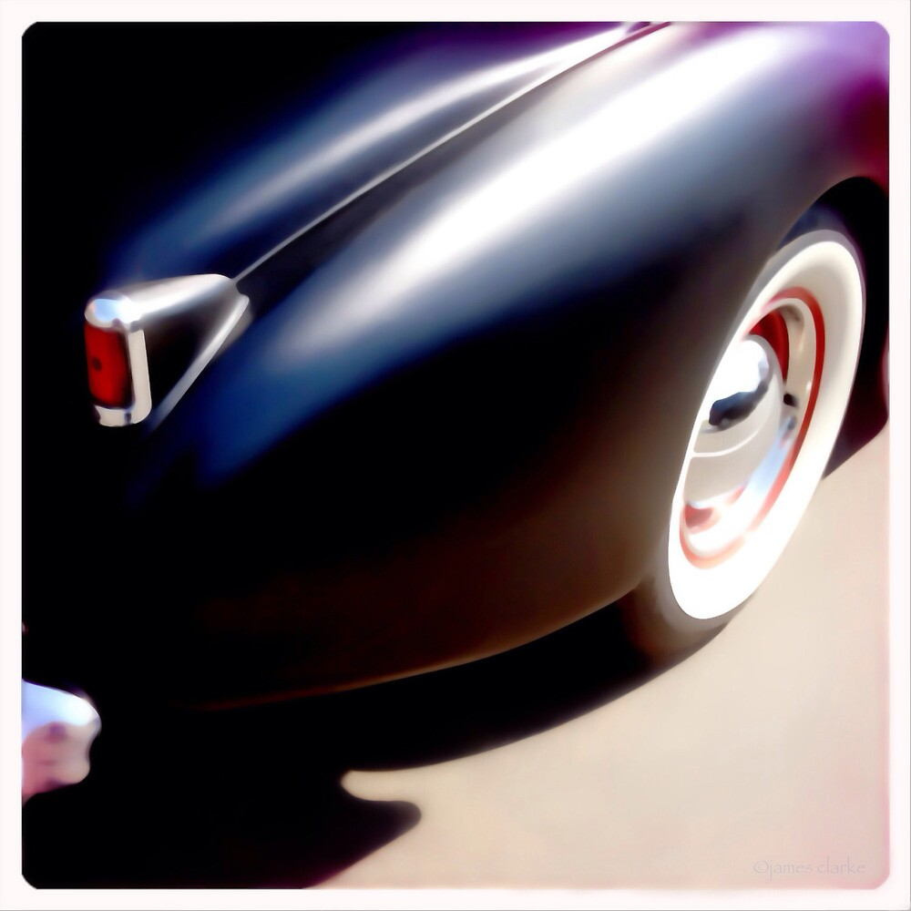 1937 Buick #1, by James Clarke by MobiTog