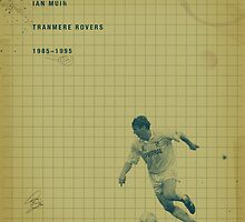 Iain Muir - Tranmere Rovers by homework