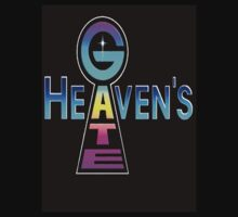 Heavens Gate				 by crazytees