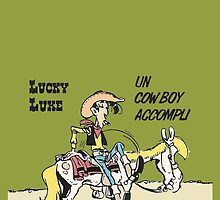 Lucky Luke Accomplished Cowboy.  by closeddoor