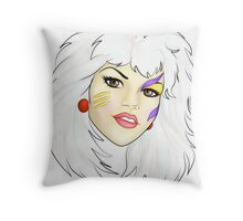 Roxy - The Misfits Throw Pillow