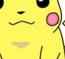 Pikachu? Sticker
