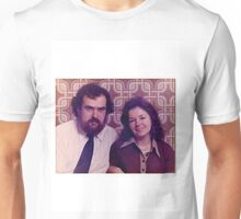 Joan and Alexander Unisex T-Shirt