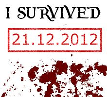 I Survived 21.12.2012 by Alexandrico