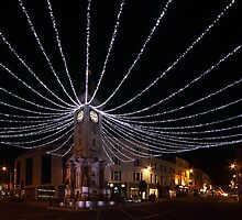 Christmas Time in Brighton by Irina Chuckowree