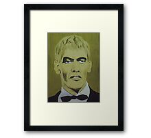 Lurch Framed Print