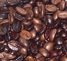 Coffee Beans by TheShutterbugsG