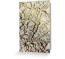 Rotting Ice Greeting Card