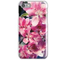 Crabapple Blooms iPhone Case/Skin