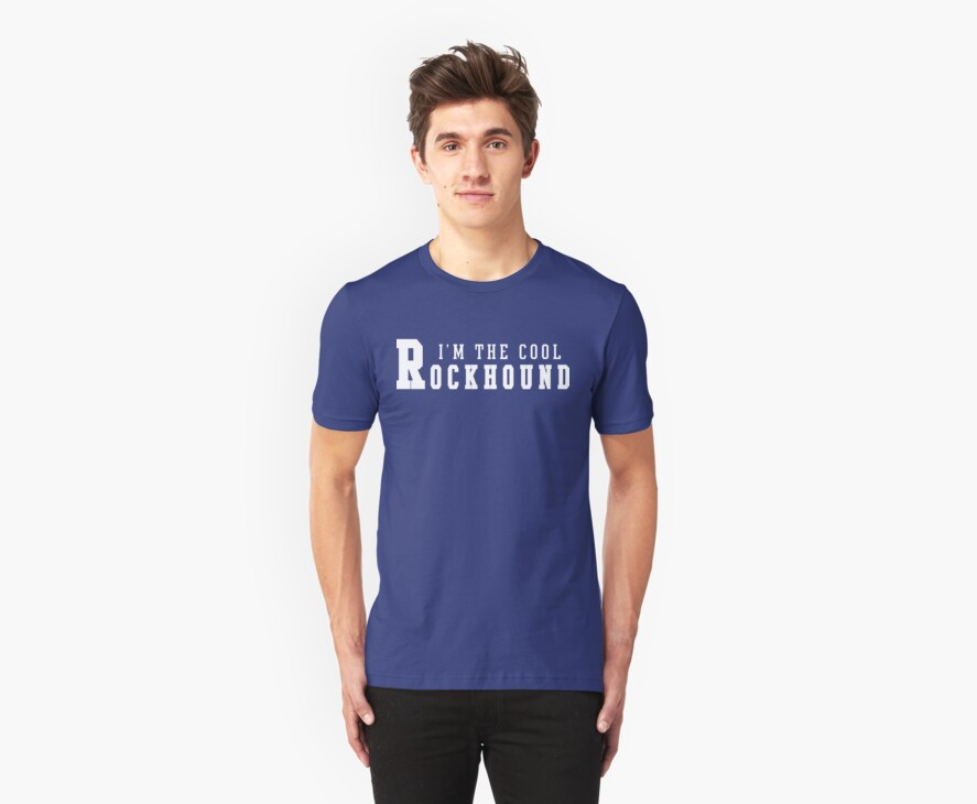 I'm The Cool Rockhound by SportsT-Shirts