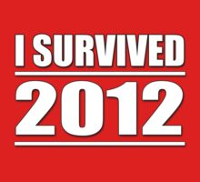 I survived. by Immortalsushi