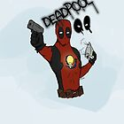Deadpool Iron Man by zombieCraig